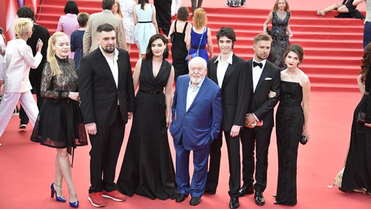 Никита Михалков появился назакрытии 38-го Московского кинофестиваля