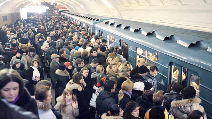 Московское метро «лихорадит»?