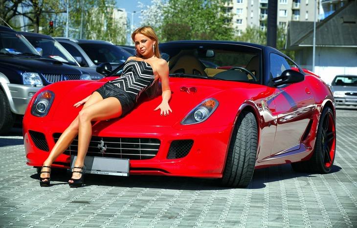 Россияне расхватывают Ferrari, как горячие пирожки