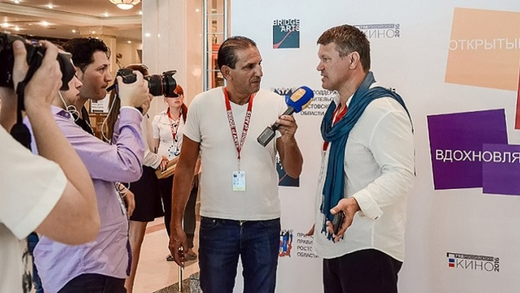 ВРостове назвали победителей кинофестиваля «Bridge ofArts-2016»