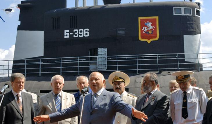 Путин наградил экс-мэра столицы Лужкова орденом «Зазаслуги перед Отечеством»