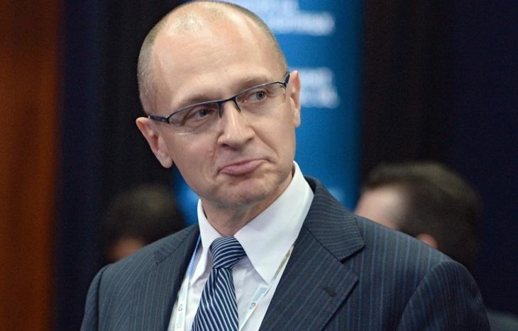 Кириенко сменил Володина напосту заместителя руководителя администрации президента