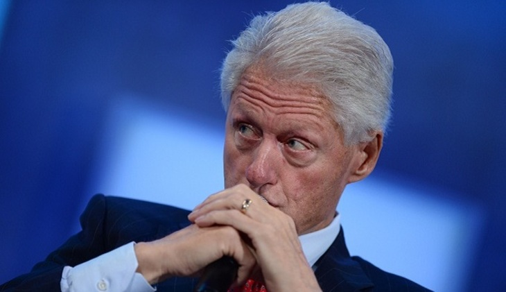 СМИ отыскали уБилла Клинтона сына оттемнокожей проститутки