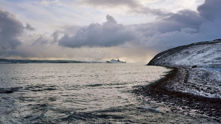 Выставка неповторимых фотопейзажей Арктики открылась в столице России