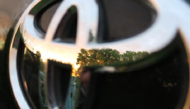 Россияне предпочитают автомобили Toyota