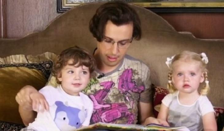 Галкин решил, кем станут его дети
