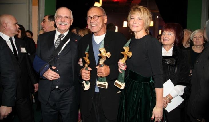 Русским кинематографистам вручили премию «Золотой орел»