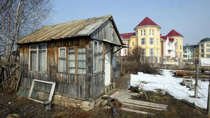 Картинки по запросу нищета и роскошь россия картинки