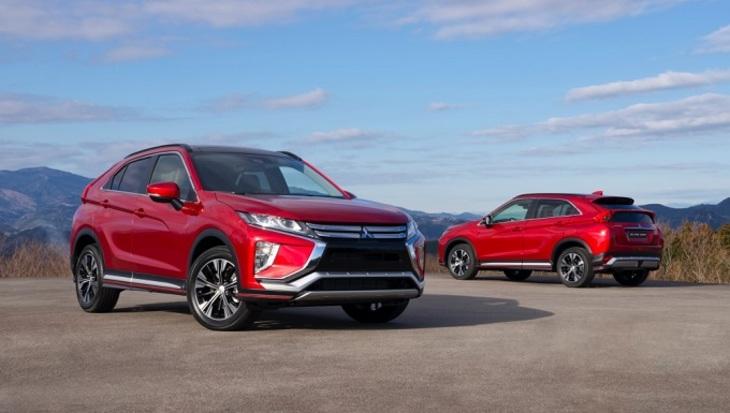 Mitsubishi Motors показала новинку за неделю до официальной премьеры