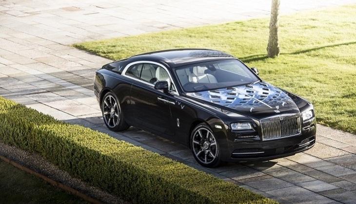 Rolls-Royce представит 9 коллекционных автомобилей