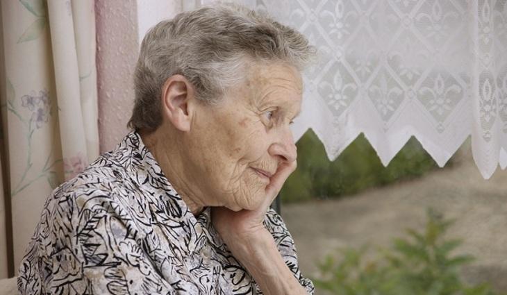 Страсти пожилой дамы