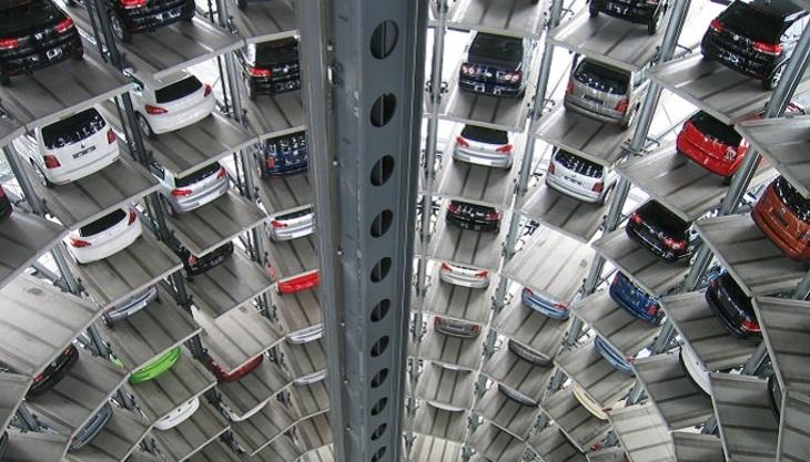 Автомобили в Российской Федерации выросли вцене на 45% затри года