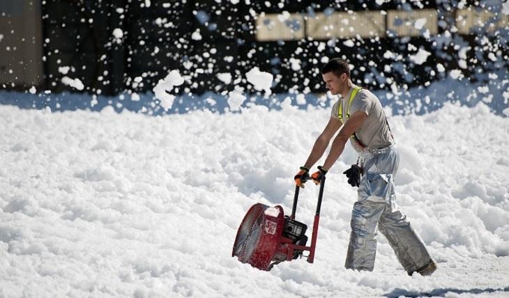 В Российскую Федерацию нагрянет 1-ый снег изаморозки
