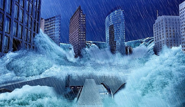 Катастрофа в Хьюстоне разрастается