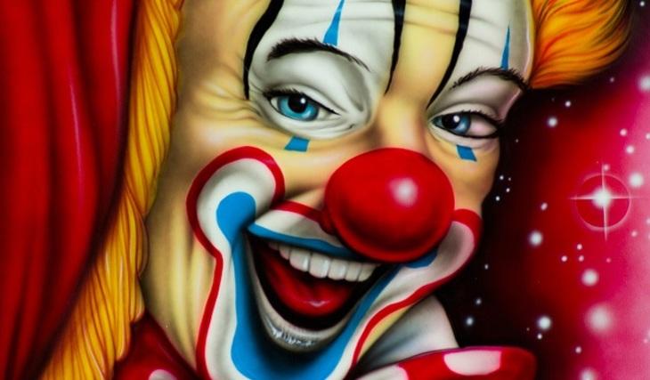 Клоуны против показа фильма «Оно»