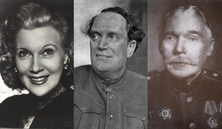 Советский Союз создали... дворяне