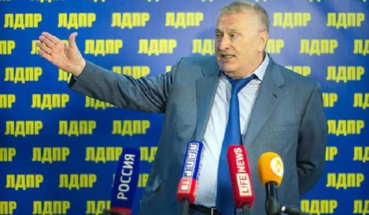Жириновский: ежели появятся больные народные избранники, давайте их облагать штрафом