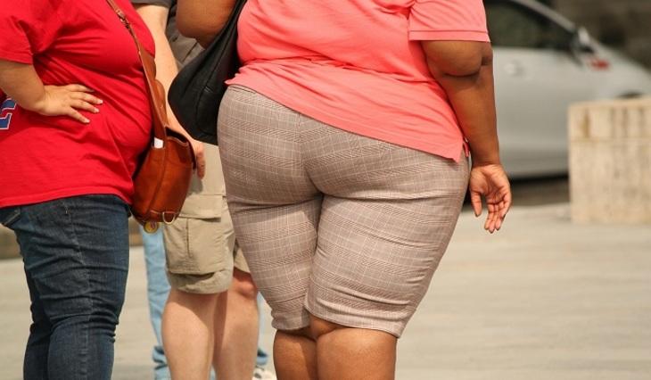 Россия догоняет США по количеству людей с ожирением