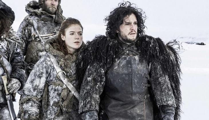 Звёзды сериала «Игра престолов» объявили опомолвке