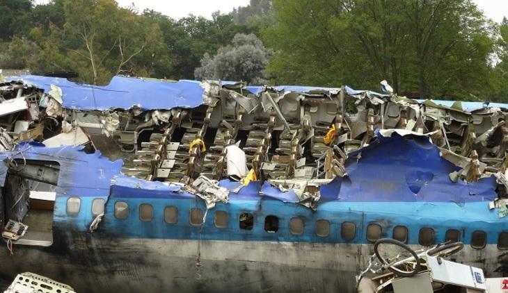Смоленская катастрофа : Польша нашла  запись взрыва насамописцы самолета