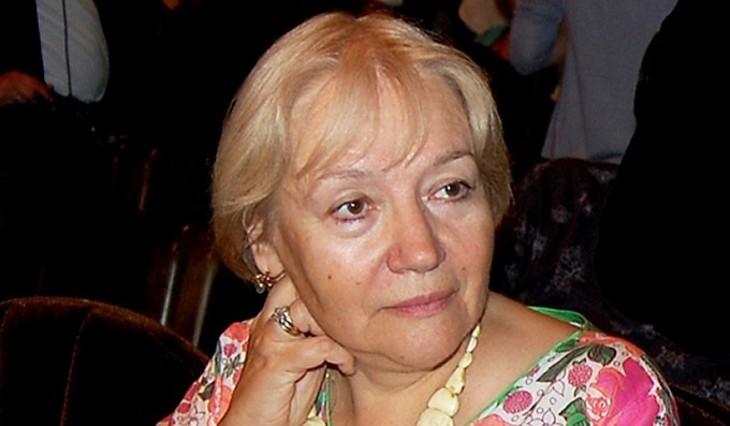 Елена Санаева, звезда фильма «Приключения Буратино», отмечает 75-летний юбилей