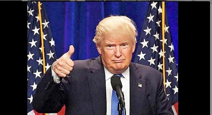 Трамп появится наобложке журнала вобразе клоуна