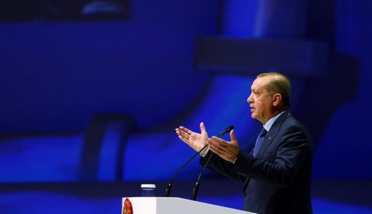 Эрдоган обвинил Соединенные Штаты в финансовом снабжении терроризма