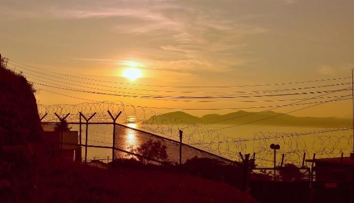 Солдат КНДР бежал вЮжную Корею: появилось видео