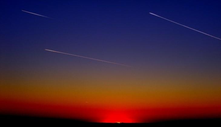 Уфологи считают участившиеся падения метеоритов признаком инопланетных войн