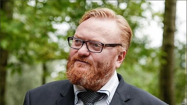 Депутат Государственной думы Милонов возмутился реализацией «приспособлений для курения наркотиков»