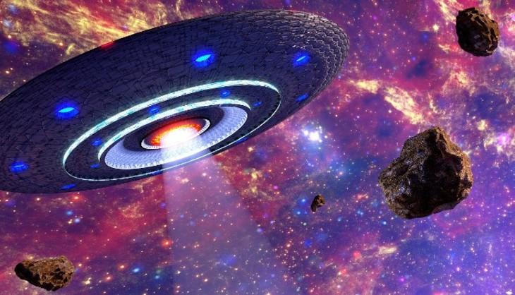 Конспирологи создали карту «вторжений инопланетян» наЗемлю