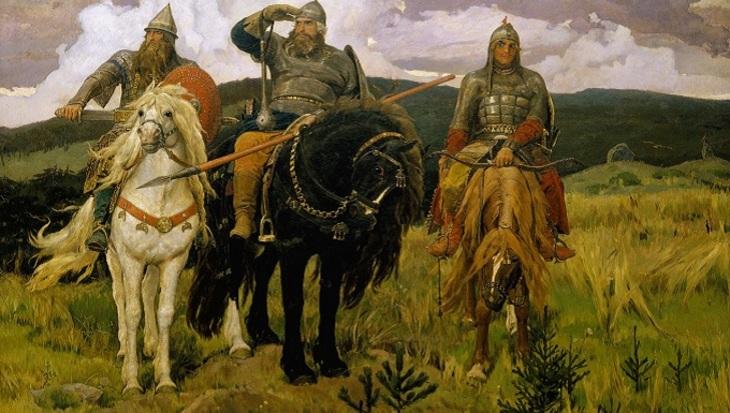ВУкраинском государстве запретили «Илью Муромца» исказки про русских богатырей