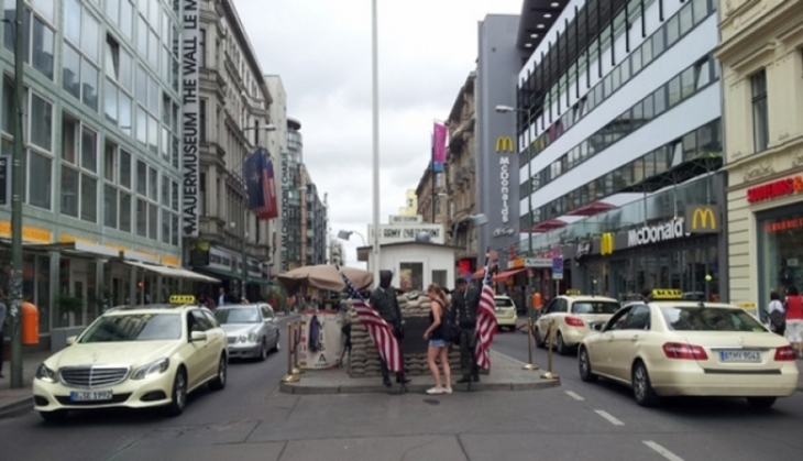 Германия выступила скритикой американских санкций противРФ