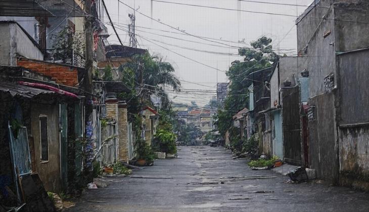 Ряд районов столицы вдальнейшем превратится вгетто