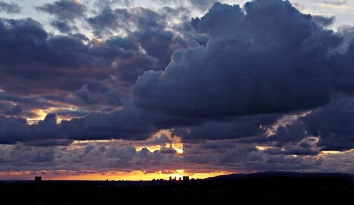 Мегашторм над Австралией назвали «дискотекой инопланетян»