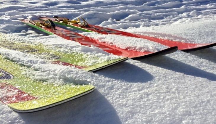 Российские лыжники едут на Олимпиаду