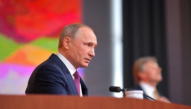 Это будет самовыдвижение— Путин про выборы