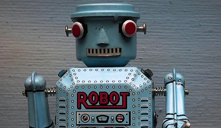 ВСША для отпугивания бездомных начали использовать роботов