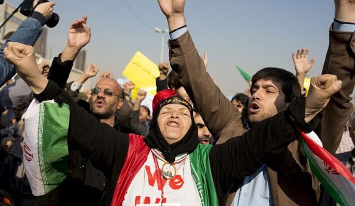 Вдохновители арабской весны споткнулись на Иране