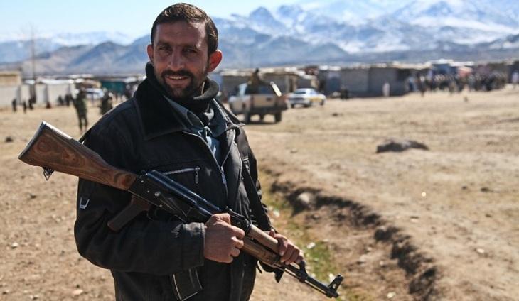 Турецкие войска захватили гору Дармык вАфрине