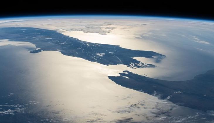 Русские школьники обнаружили новый остров вАрктике