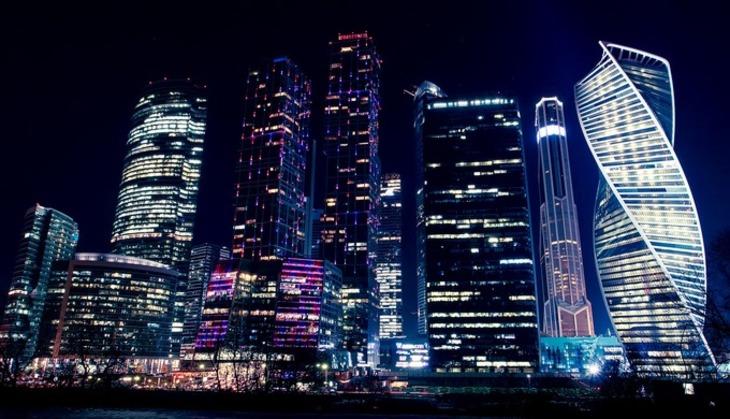 Москва оказалась первой среди городов будущего вВосточной Европе
