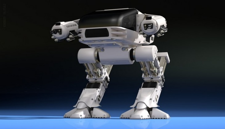 Как в«Трансформерах»: Японцы построили робота-автомобиль