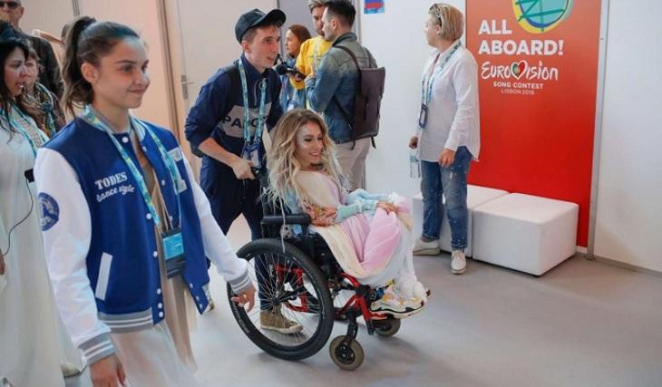 СМИ подсчитали, восколько обошёлся России провал Самойловой на«Евровидении»