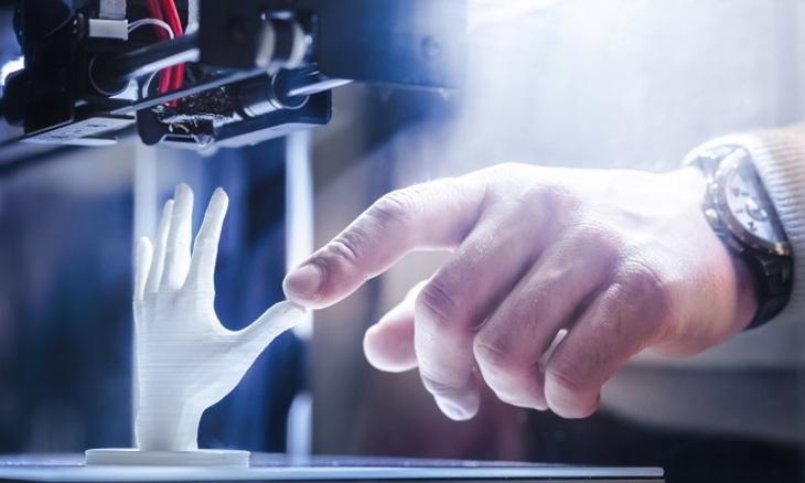 Еда, напечатанная на 3D принтере