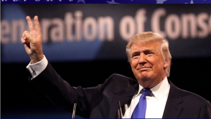 Трамп после встречи сЮнкером объявил о слабости между США и европейским союзом