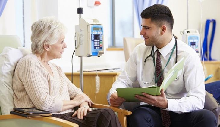 лечение онкобольных