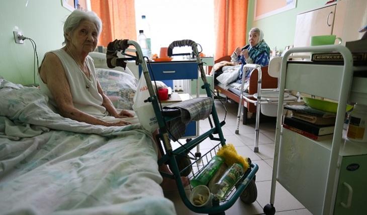 Если у старика нет денег дом престарелых частное строительство домов москва