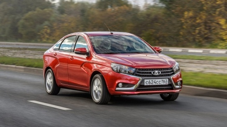 Продажи «АвтоВАЗа» в EC вконце лета увеличились на40,8% — АСЕА