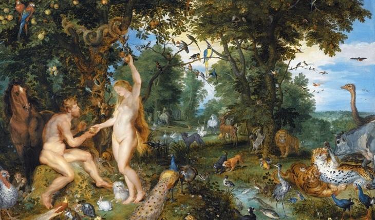 «Адам» и «Ева» жили 100 тысяч лет назад